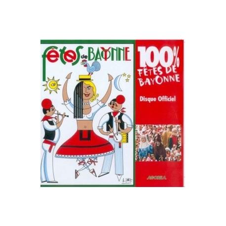 CD Officiel des Fêtes de Bayonne - Fêtes de Bayonne 2000 - CD