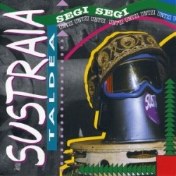 Sustraia - Taldea - CD