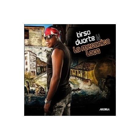 Tirso Duarte y Mecanica Loca - Lucharé - CD