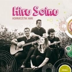 Hiru Soinu - Horratzetik hari - CD