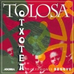Tolosa Otxotea - Polyphonie Basque - CD