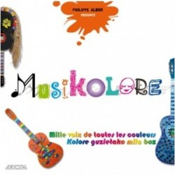 Philippe Albor - Musikolore - CD