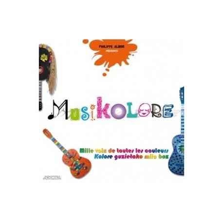 Philippe Albor - Musikolore - CD