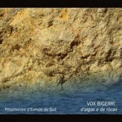 Vox Bigerri - D'aigas e de rocas - CD