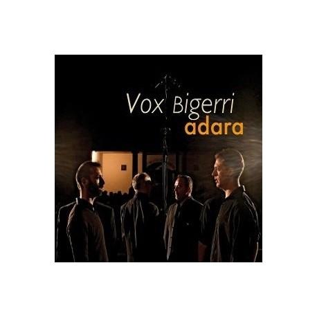 Vox Bigerri - Adara - CD