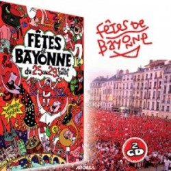 CD Officiel des Fêtes de Bayonne - Fêtes de Bayonne 2012 - CD