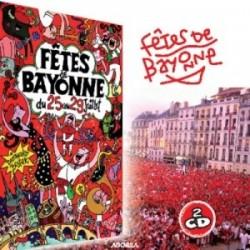 CD Officiel des Fêtes de Bayonne - Fêtes de Bayonne 2012 - CD