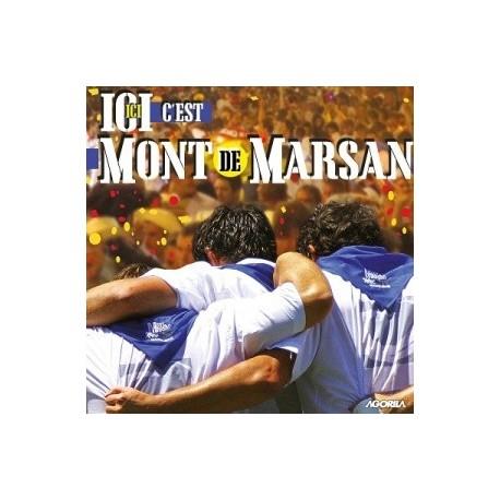 Feria de Mont de Marsan - Ici c'est Mont de Marsan - CD