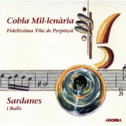 Cobla Mil.Lenària - Sardanes i Balls - CD