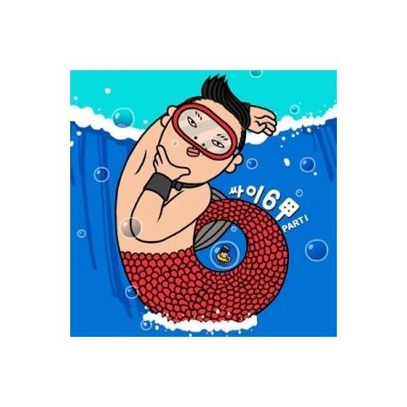 PSY - Gangnam Style, Volume 6 - CD