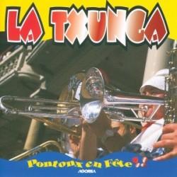La Txunga - Pontonx en fête - CD