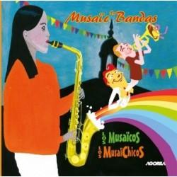 Los Musaïcos - Musaïc' Bandas - CD