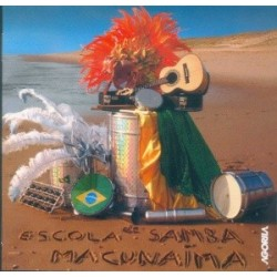 Escola de Samba Macunaima - Macunaíma - CD
