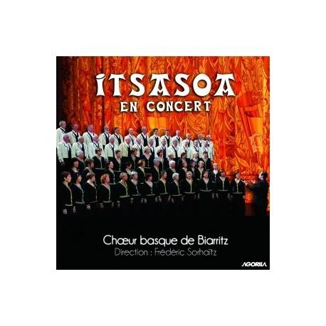 Itsasoa - Itsasoa en Concert - CD