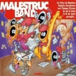 Malestruc Band - Malestruc Band - CD
