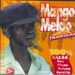 Mango Melao - Con Sabor Tropical - CD