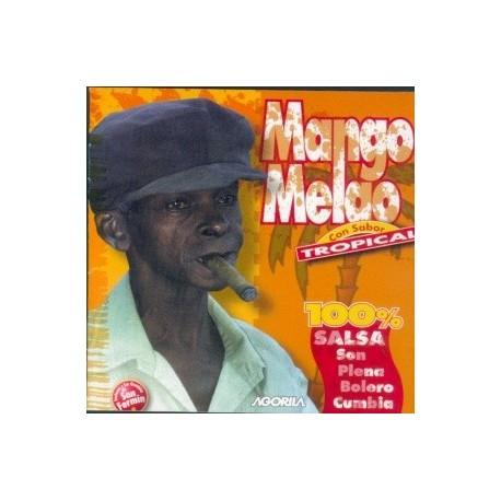 Mango Melao - Con Sabor Tropical - CD