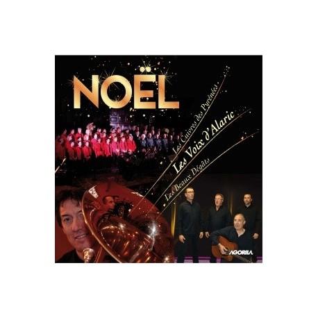 Voix d'Alaric - Noël - CD