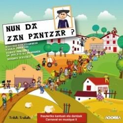 TRIKILI TRAKALA - Nun da Zan Pantzar - CD