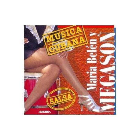 Maria Belen y Megason - Salsa - CD
