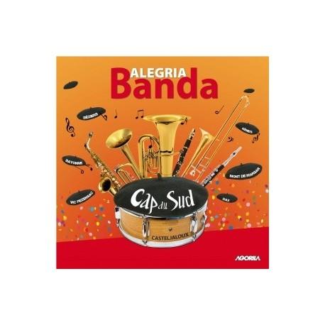 Alegria Banda - Cap Sud - CD