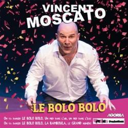 Vincent Moscato - Le Bolo Bolo - CD