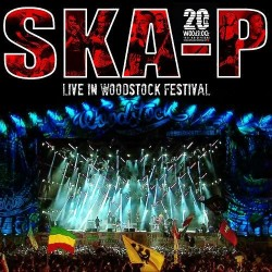 SKA-P - Live in Woodstock Festival (CD + DVD) - CD