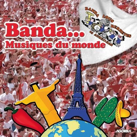 Lous Berretes - Banda Musiques du monde - CD