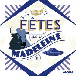 Fêtes de la Madeleine - CD