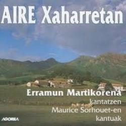 Erramun Martikorena - Aire Xaharretan - CD
