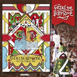 Fête de Bayonne - La compilation officielle - CD