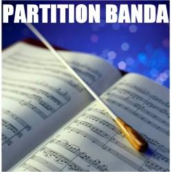 M.Maffrand - L' Encantada Banda - PARTITIONS
