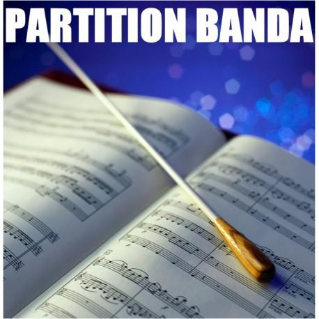 M.Maffrand - L'Encantada Banda - PARTITIONS
