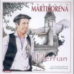 Erramun Martikorena - Herrian - CD