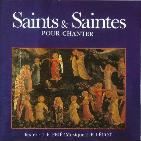 Groupe Vocal Arpège -Saints & Saintes pour chanter- CD