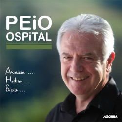Peio Ospital - Arnasa…Hatsa…Bizia… - CD