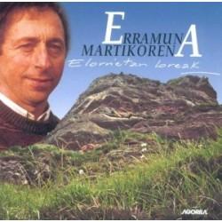 Erramun Martikorena - Elorrietan Loreak - CD