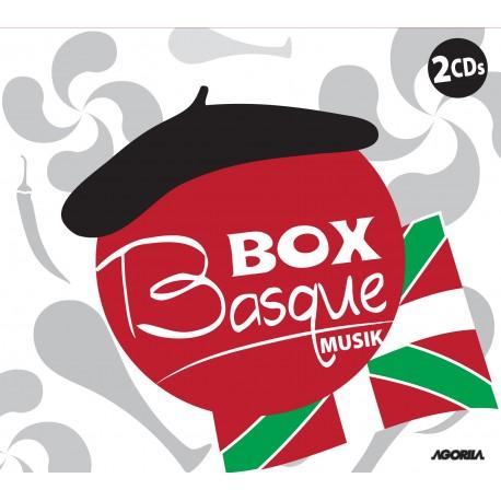 Box Basque Musik - Coffret 2 CD