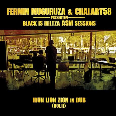 Fermin Muguruza & Chalart58 - «Black is beltza. ASM Sessions» - CD
