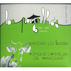Los Pagalhos - Cantan Lo Biarn – Sonque l' enveja de marchar - CD