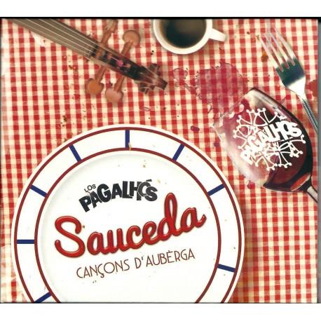 Los Pagalhos - Sauceda - CD