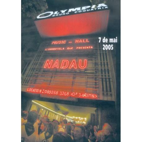 Nadau - Olympia 2005 - DVD