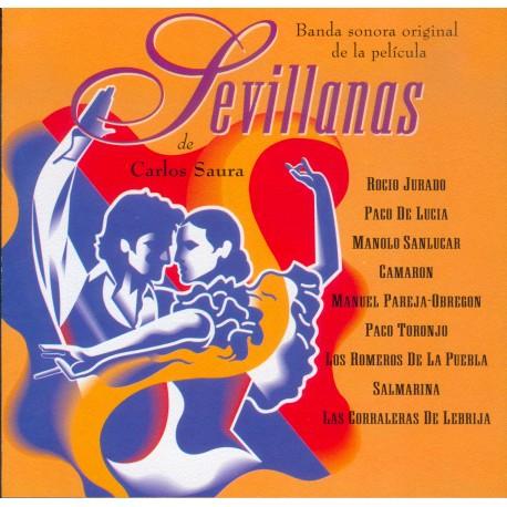 Carlos Saura - Sévillanas - CD
