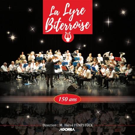 La Lyre Biterroise - 150 ans - CD