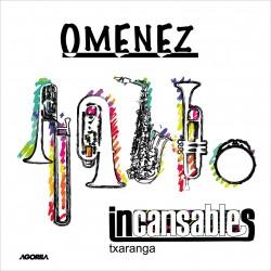 Incansables txaranga - Omenez - CD
