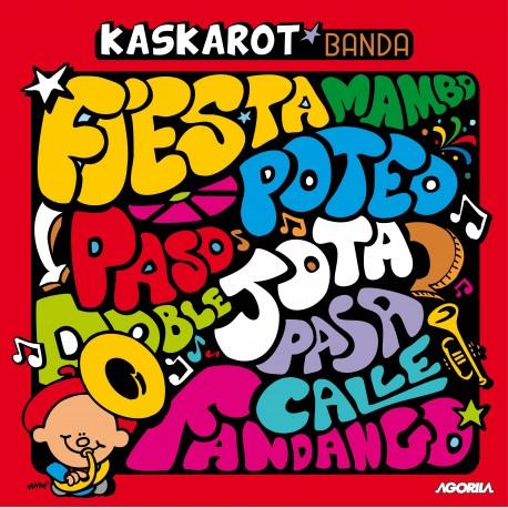 Kaskarot Banda - Berritz again - CD
