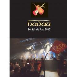 Nadau - Live Zénith de Pau 2017 - DVD