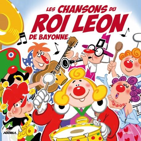 Les chansons du Roi Leon de Bayonne - CD