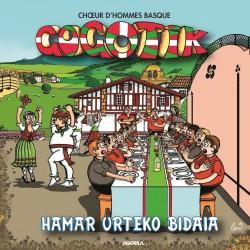 Gogotik - Hamar urteko bidaia - CD