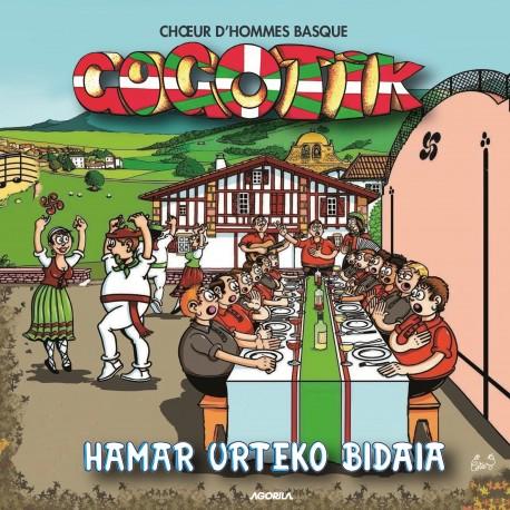 Gogotik - Hamar urteko bidea - CD